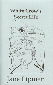 White crow's secret life book cover